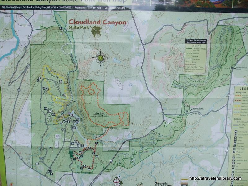 Cloudland State Park, Georgia