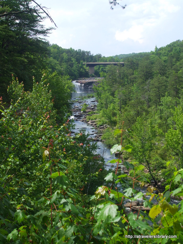 Little River Gorge and Falls